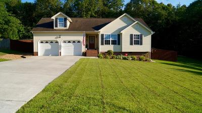 Ringgold Single Family Home Contingent: 1290 Spring Meadows Dr