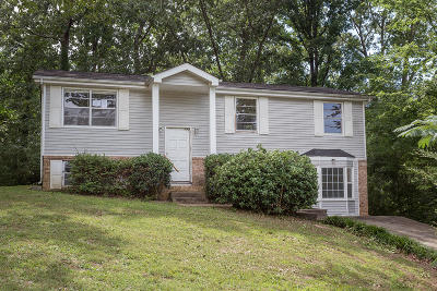 Ooltewah Single Family Home For Sale: 4108 E Freedom Cir