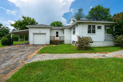 Chickamauga Single Family Home For Sale: 114 Park St