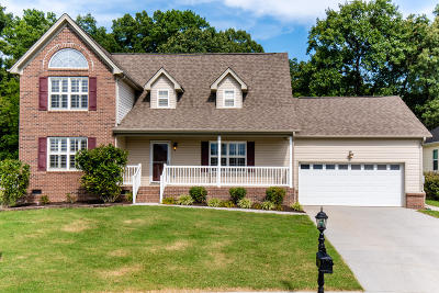 Ooltewah Single Family Home For Sale: 8105 Kaitlin Ln