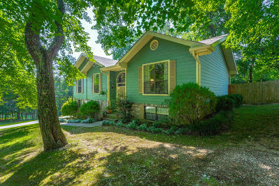 Ooltewah Single Family Home Contingent: 5700 Knotty Pine Dr