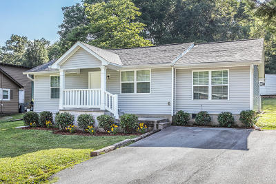 Hixson Single Family Home For Sale: 4461 Norcross Rd