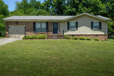 Ooltewah Single Family Home For Sale: 10437 Scenic View Dr