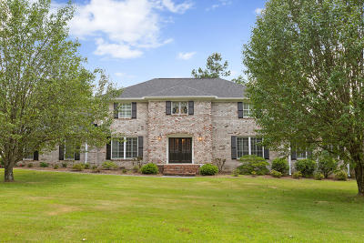 Chattanooga Single Family Home For Sale: 7554 Stephen Ln