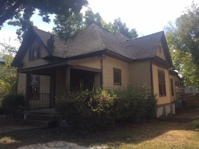 Chattanooga Single Family Home For Sale: 1602 E 13th St