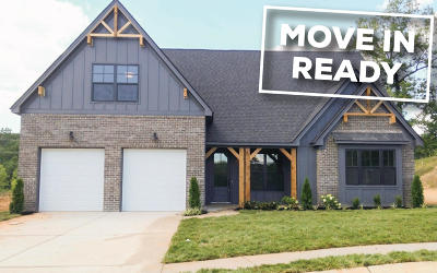 Soddy Daisy Single Family Home For Sale: 12195 Jaiden Ct #30