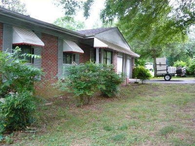 Chickamauga Single Family Home For Sale: 151 Fescue Dr