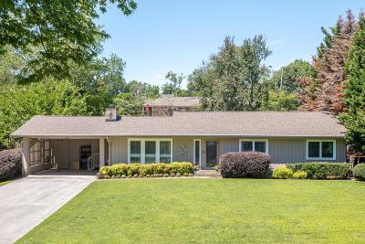 Chattanooga Single Family Home For Sale: 2 Fairhills Dr