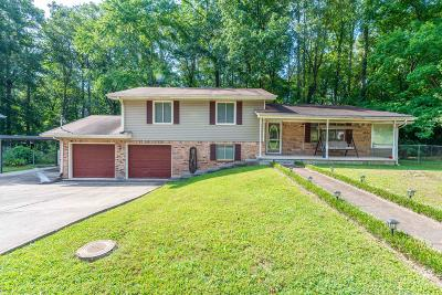 Ringgold Single Family Home Contingent: 72 Foster Dr