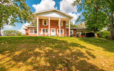 Rossville Single Family Home For Sale: 1220 S Crest Rd