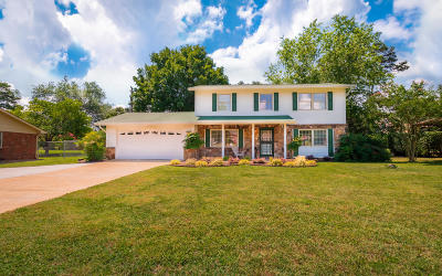Chattanooga Single Family Home For Sale: 3928 Rosalind Ln