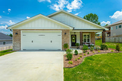 Chattanooga Single Family Home Contingent: 804 Ogrady Dr