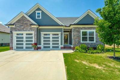 Ooltewah Single Family Home Contingent: 7948 Frostwood Ln