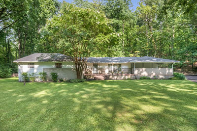Chattanooga Single Family Home Contingent: 800 S Seminole Dr