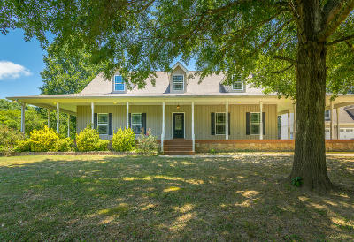Ringgold Single Family Home Contingent: 3415 Saunders Rd