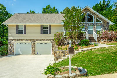 Ooltewah Single Family Home Contingent: 9910 Baker Boy Dr