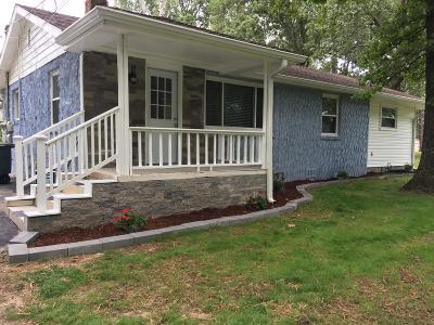Chattanooga Single Family Home For Sale: 915 Graysville Rd