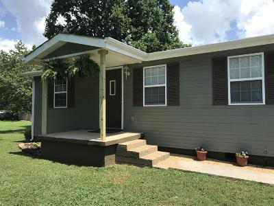 Dunlap TN Single Family Home Contingent: $117,000