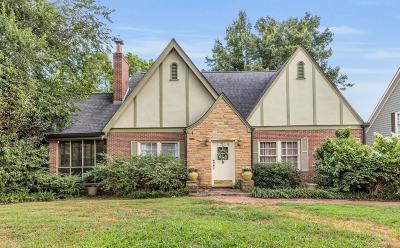 Chattanooga Single Family Home For Sale: 1728 Crestwood Dr
