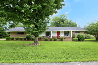 Single Family Home For Sale: 5610 Clark Rd