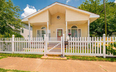 Chattanooga Single Family Home For Sale: 1304 S Lyerly St
