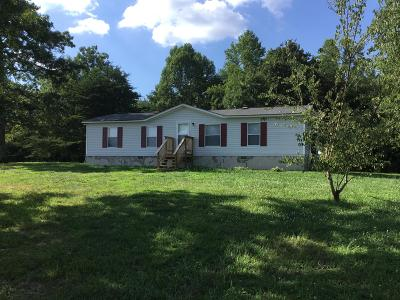 Bledsoe County Single Family Home For Sale: 389 Clark Ln