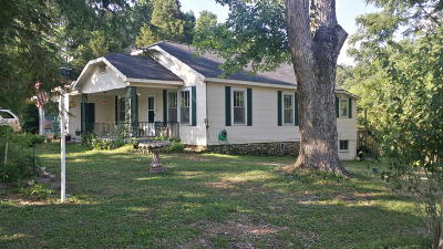 Ringgold Single Family Home Contingent: 5367 Highway 41