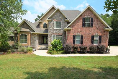 Ringgold Single Family Home For Sale: 48 Summerfield Tr