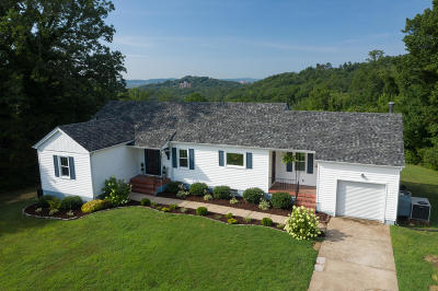 Chattanooga Single Family Home For Sale: 3013 Ozark Cir