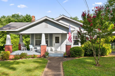 Chattanooga Single Family Home For Sale: 4015 Norwood Ave