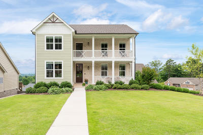 Chattanooga Single Family Home Contingent: 825 Windrush Loop