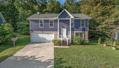 Chattanooga Single Family Home For Sale: 216 Brently Woods Dr