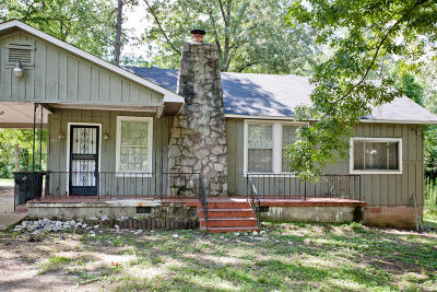 Single Family Home Contingent: 1815 Jenkins Rd