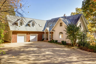 Signal Mountain Single Family Home For Sale: 1524 Sunset Dr