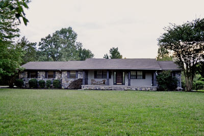 Chattanooga Single Family Home For Sale: 2001 Jenkins Rd