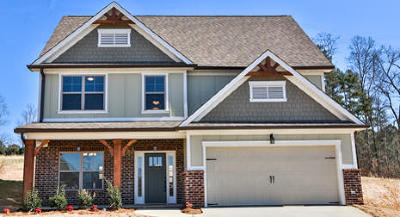 Hixson Single Family Home For Sale: 6093 Amber Forest Tr #35