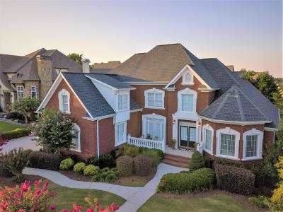 Ooltewah Single Family Home For Sale: 8089 Chinkapin Ct