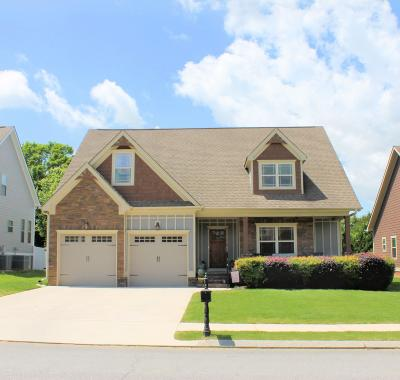 Ooltewah Single Family Home For Sale: 8622 Seven Lakes Dr