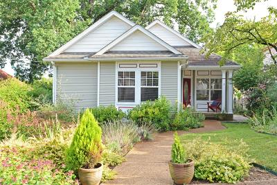Chattanooga Single Family Home For Sale: 614 Colville St