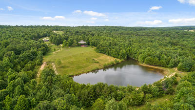 Single Family Home For Sale: 1487 Moon Lake Rd