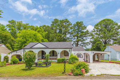 Chattanooga Single Family Home For Sale: 405 Friar Rd