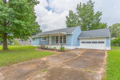 Chattanooga Single Family Home For Sale: 5513 Belaire Dr