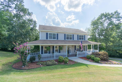 Soddy Daisy Single Family Home For Sale: 2208 Chimney Hills Dr
