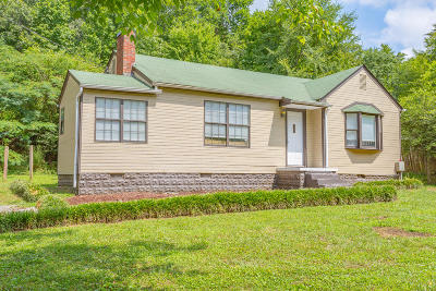 Rossville Single Family Home For Sale: 3712 Happy Valley Rd
