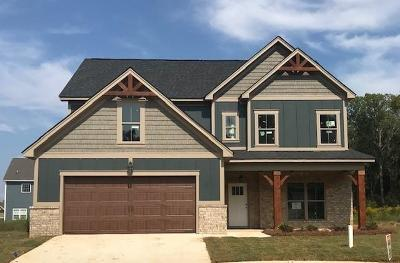 Ooltewah Single Family Home For Sale: 7446 White Pine Dr #61