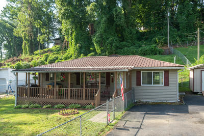 Chattanooga Single Family Home For Sale: 334 Warren Dr