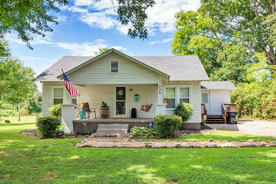 Single Family Home Contingent: 774 Old State Highway 8