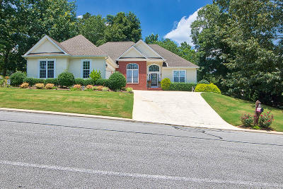 Ringgold Single Family Home For Sale: 402 Blue Jay Pkwy