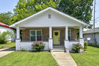 Chattanooga Single Family Home For Sale: 2111 Oak St