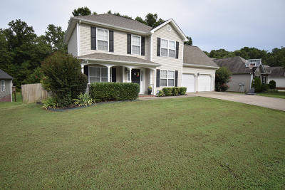 Ooltewah Single Family Home For Sale: 5585 Sarah Dr